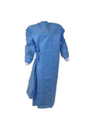 Wrapper Surgeon Gown